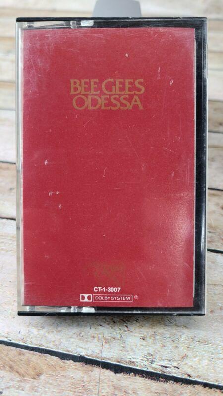 Rare 1976 Bee Gees Odessa RSO Cassette Tape CT-1-3007