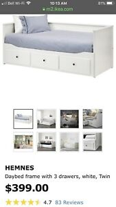 Single Bed / Day Bed with Storage