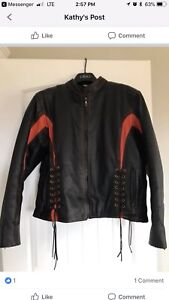 Motorcycle Jacket and Suit