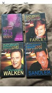 Saturday night live collection Chris Farley Adam sandler
