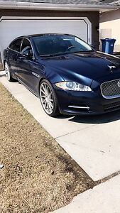 2011 JAGUAR XJ L SUPERCHARGED ON 22s