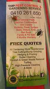 TOP PEST CONTROL & GARDENING SERVICES Lalor Park Blacktown Area Preview