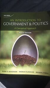 Introduction to Government & Politics 9th Edition