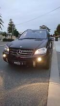 Mercedes-Benz ML63 AMG Hamersley Stirling Area Preview
