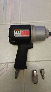 Ingersoll Rand EDGE Series 1/2 in. dr Composite Air Impact MINT