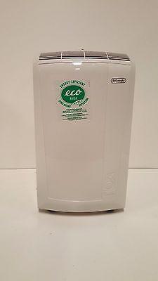 Delonghi PAC N120E 12,000 BTU Portable Air Conditioner and Dehumidifier