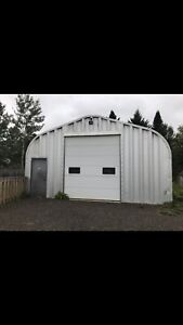 Heated Storage Available
