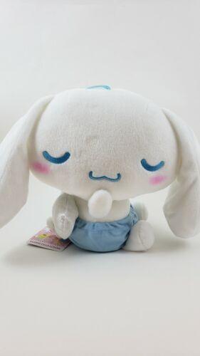 "Sanrio Cinnamoroll Plush Sleeping Baby with Wings Large 13"" Brand New from Japan"