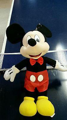 (Disney Mickey Mouse Plush Doll )