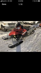 6 consignment units Priced to sell Polaris Skidoo Arctic Cat