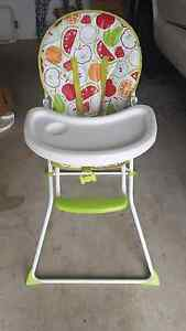 High Chair Caboolture South Caboolture Area Preview