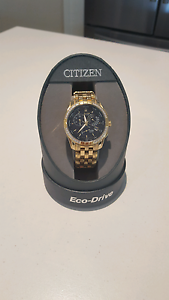 Citizen Gold Watch with Diamonds Springfield Ipswich City Preview