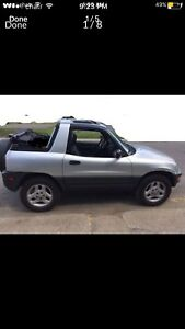 Toyota RAV4 1998 no negociable