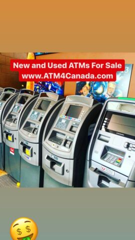 ATM Bank Machine USED OR NEW for Sale Canada | Other ...