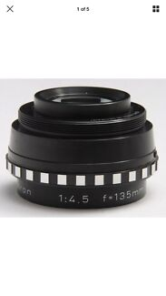 Rodenstock Omegaron 135mm/4.5 enlarger lens