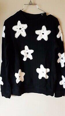 Acne Studios Standard Print Star Sweatshirt