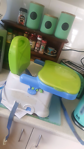 Clip on High chair seat Jacana Hume Area Preview