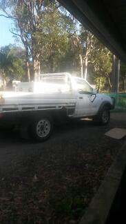 1998 Nissan Navara Ute Medowie Port Stephens Area Preview