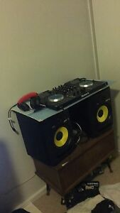 Numark DJ Turntables and KRK speakers Seaford Morphett Vale Area Preview