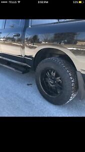 Dodge Ram Tires & Rims