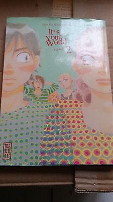 It's your world Vol.2 - KAWAKAMI Junko