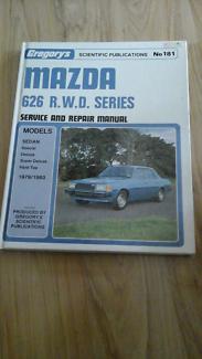 Mazda 626 1979 to 1983 repair manual North Richmond Hawkesbury Area Preview