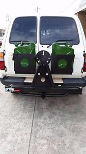 Universal Tyre Jerrican Holder Suitable 4wd and Utes 80 100 y61 Moorabbin Kingston Area Preview