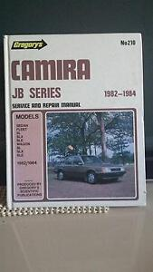 CAMIRA JB Series 1982 on Gregory's Como South Perth Area Preview