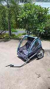 Childs bike trailer. Airlie Beach Whitsundays Area Preview