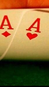Saturday morning poker