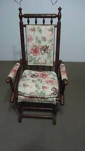 Rocking chair / Excellent condition Strathfield Strathfield Area Preview