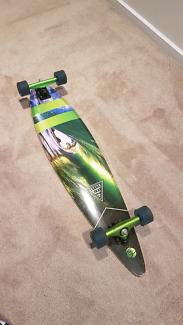 Longboard/Skateboard Pintail Sector9