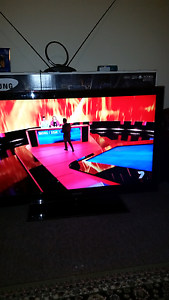 SAMSUNG 46 INCH FULL HD SLIM LCD TV LAN READY FOR INTERNET EXCELL North Ryde Ryde Area Preview