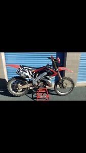 CR 250 *brand new re build*