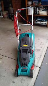 excellent electric BOSCH lawn mower Bell Post Hill Geelong City Preview
