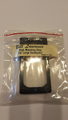 Bill Lawrence High Mounting Ring For large Humbucker 500 USA Pickup Frame...