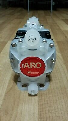 Aro 14 Polyteflon Pump Pd01p-hps-ptt-a In Very Good Condition