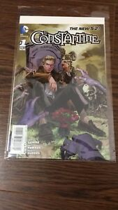 New 52 Constantine full 23 issue set