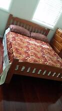 double bed with mattress Quakers Hill Blacktown Area Preview