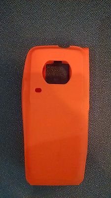 Orange Silicon Case for Motorola XPR Non-Display Radio