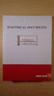 Mori Seiki Sl-150 Parameter Table Manual 7d B4