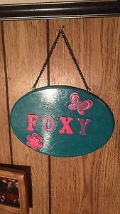 Hand made wooden signs Stratford Kitchener Area image 3