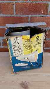 Vintage Phillips infraphil heat lamp 1960's to 1970's Mayfield East Newcastle Area Preview