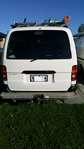Toyota hiace lwb Duel fuel Cranbourne North Casey Area Preview