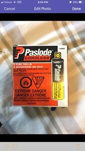 BRAND NEW UNOPENED 4PACK OF PASLODE FUEL CELLS