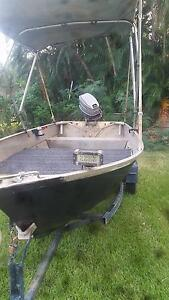 3.7m 20hp Mariner Howard Springs Litchfield Area Preview