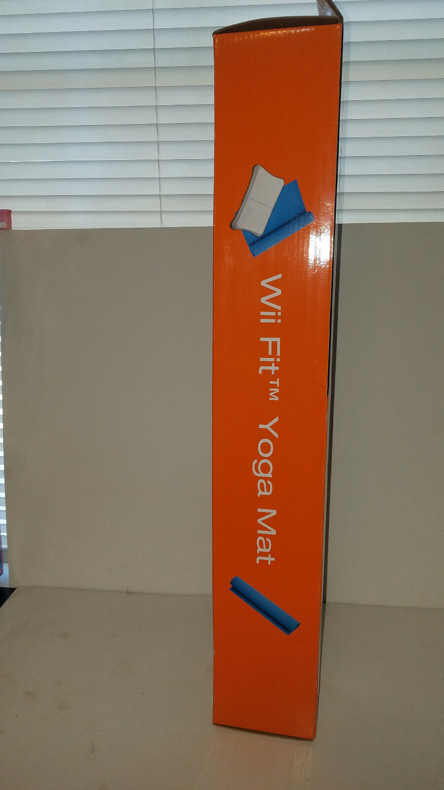 Verge Wii Fit Yoga Mat - Blue - NEW IN BOX For Nintendo Wii Fit Balance Board - $9.99