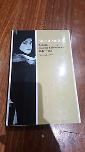 Reborn: Journals and Notebooks, *****1963 by Sontag, Susan Brunswick Moreland Area Preview