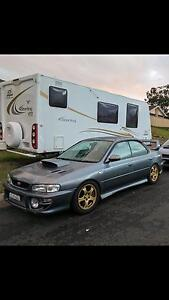 Wrx 99 club spec Evo 3 limited one of a kind Campsie Canterbury Area Preview