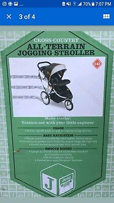 J Is For Jeep Brand All-Terrain Jogging Stroller, covid 19 (Terrain Jogging Stroller coronavirus)